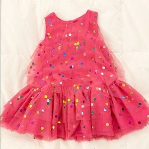 New Cynthia Rowley Pink Toddler Dress